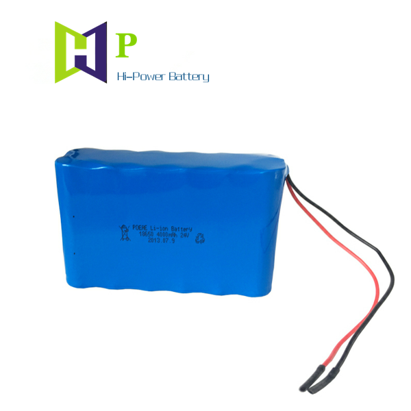 Li-Ion battery 24V 4Ah